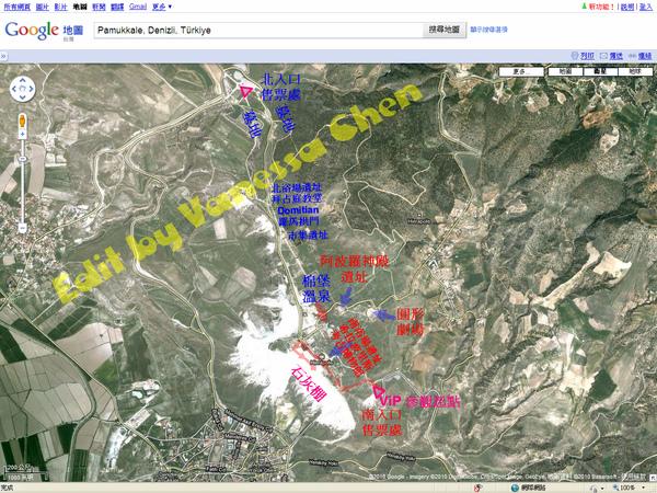 Pamukkale_Map