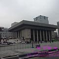 首爾市政廳廣場。