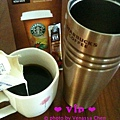 再加入冰牛奶 @ Starbucks VIA™ Ready Brew Colombia Coffee