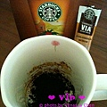 超微細研磨的咖啡粉末 @ Starbucks VIA™ Ready Brew Colombia Coffee