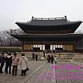 仁政殿:朝鮮皇帝的辦公廳。