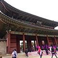 敦化門:昌德宮大門。
