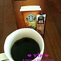 就是一杯.香醇熱拿鐵 @ Starbucks VIA™ Ready Brew Colombia Coffee