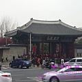 大漢門:德壽宮的大門。