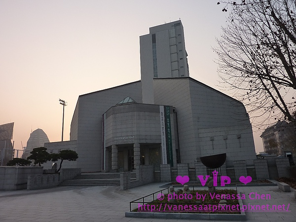 梨花女子大學。