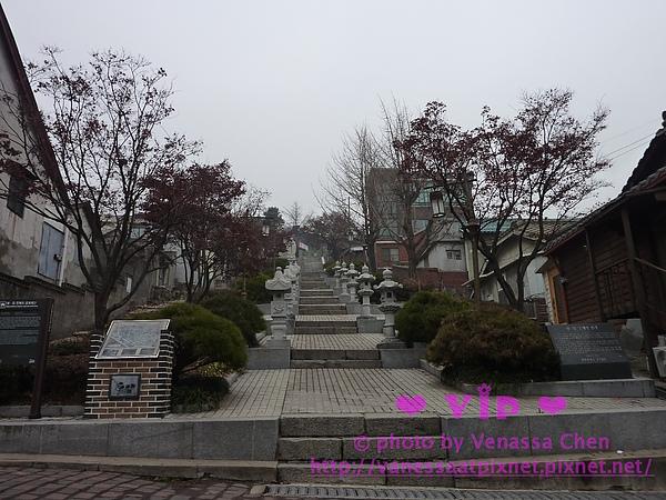 仁川唐人街。