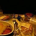 很怪的主餐,是英式嗎?不過還不錯吃耶!