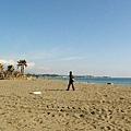 沒有人的沙灘