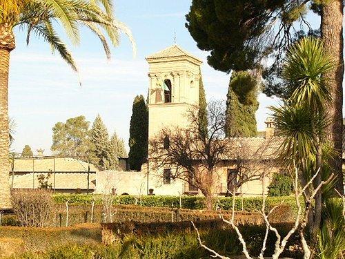 Alhambra的後花園