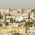 Alhambra王宮底下的子民們