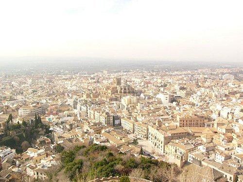 Alhambra王宮的另一堆子民