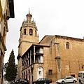 Ronda的大教堂 (要收錢,而且是西班牙文解說$%^#@!