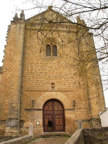 Ronda的舊教堂