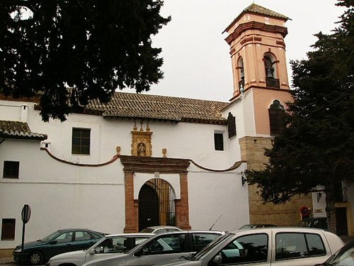 又是一家教堂 (Ronda被教堂包圍了)