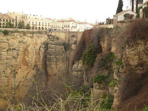 難怪Ronda是最後被十字軍佔領的地方