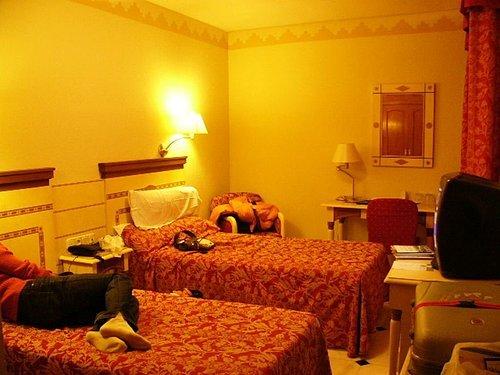 Cordoba的飯店