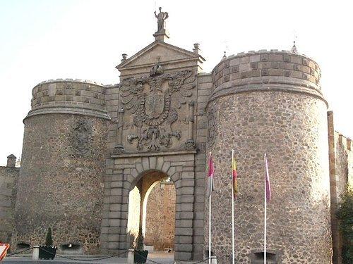 Toledo的城門