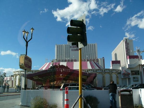 馬戲團賭場