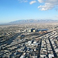 Las Vegas的街道