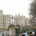 溫莎古堡的大門