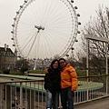 嚇死人的London Eye