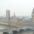 花了超多錢坐的London eye,所以再照一張