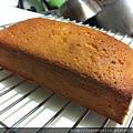 檸檬奶油磅蛋糕1