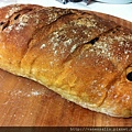 歐式葡萄乾全麥麵包11