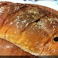 歐式葡萄乾全麥麵包12