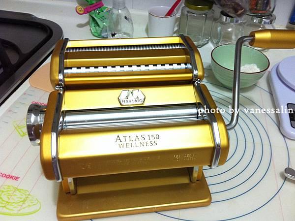 Marcato製麵機3