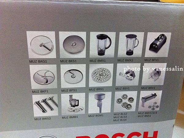 Bosch配件09