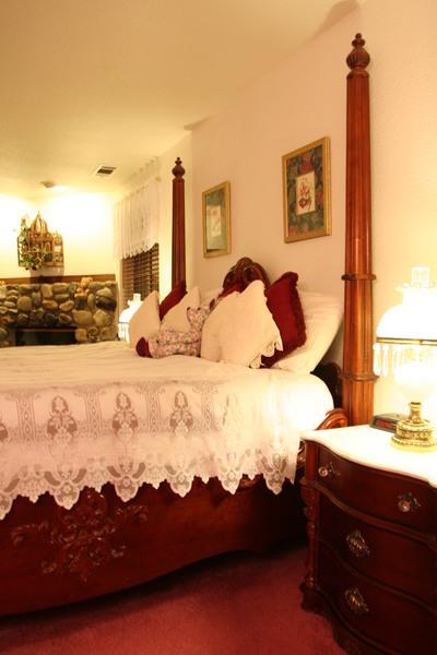 美麗的主臥室