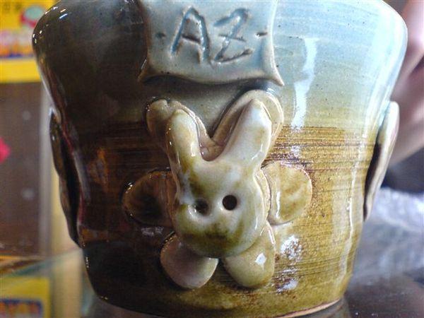 很奇特的兔子..花(?)