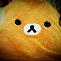 懶熊小方巾