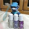 漸層指甲油(紫色款)