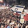20110904以色列幾個大城3日晚間有逾40萬人走上街頭.jpg