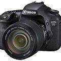 30780160:Canon EOS 7D 軔體更新