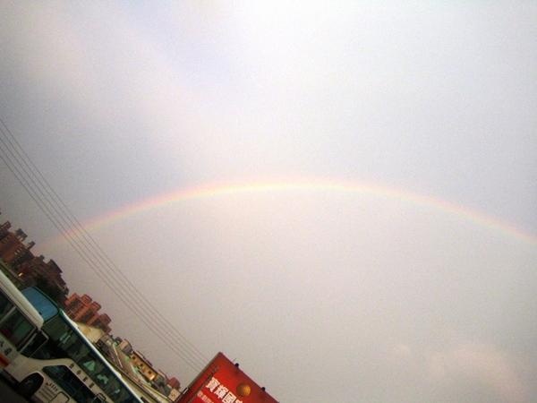 看..還是彩虹