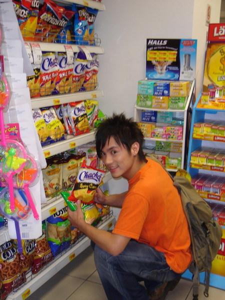 逛新加坡超市