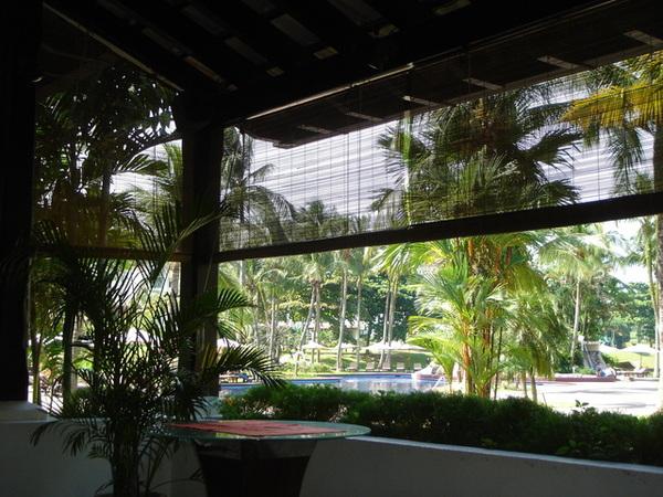 飯店內風景