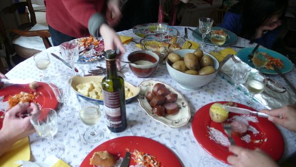 道地的法國簡單餐