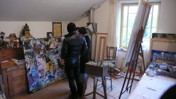 畫家的工作室