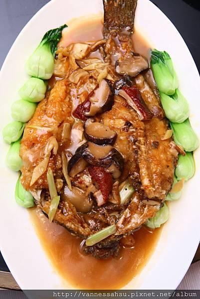牛肚菌燜石班魚