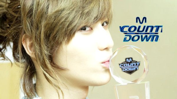 M Countdown first sherlock taemin