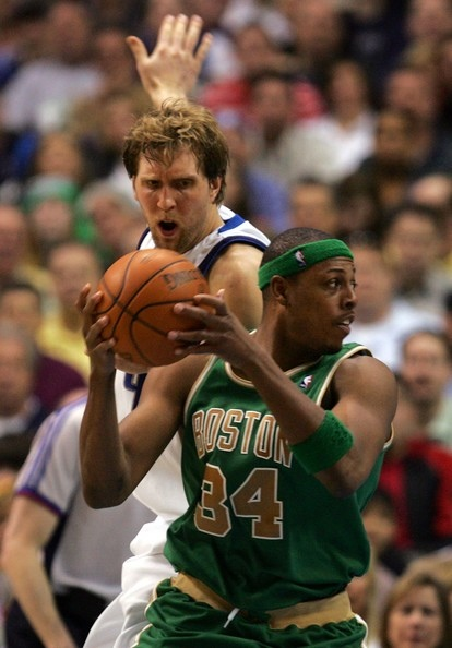 Paul+Pierce+Boston+Celtics+v+Dallas+Mavericks+3YSJr6CELNyl