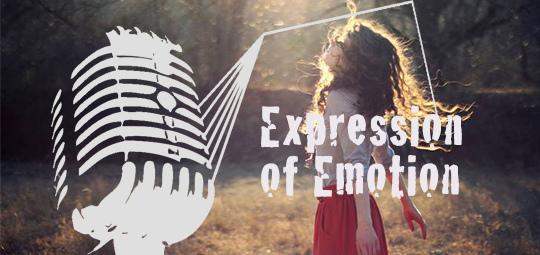 歌唱情感的表達cover