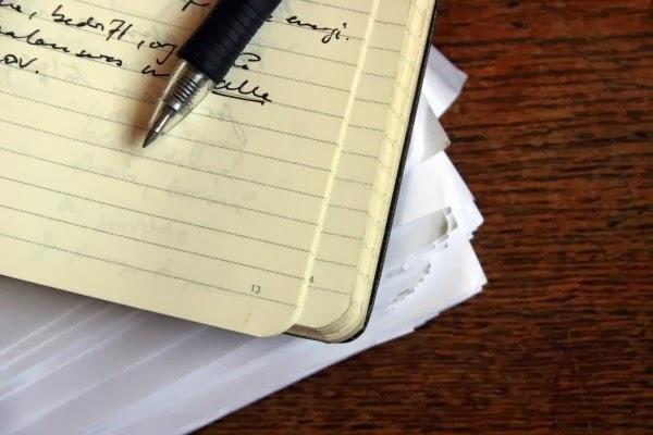 как писать конспект