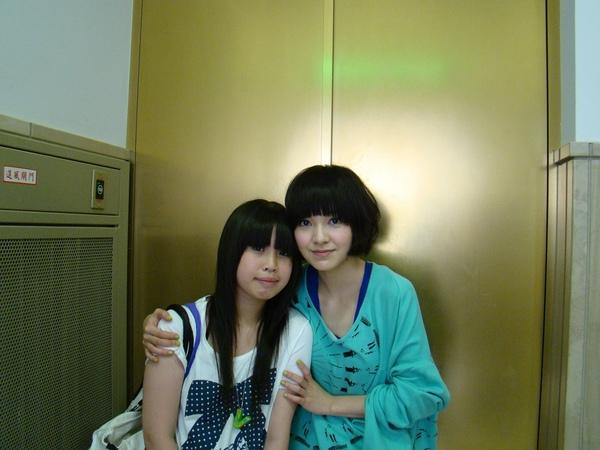 香港的Vicky