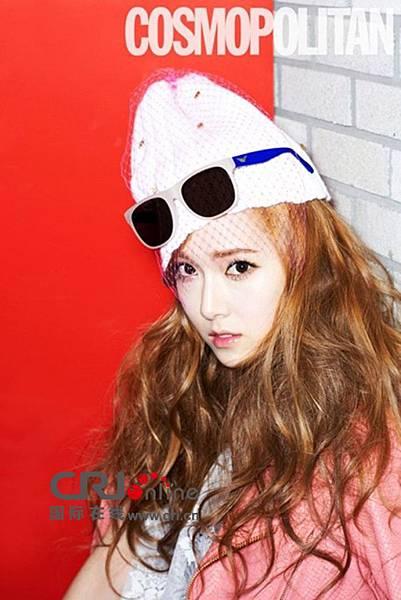 皇驛娛樂城//被迫離開?!少女時代Jessica宣布退團