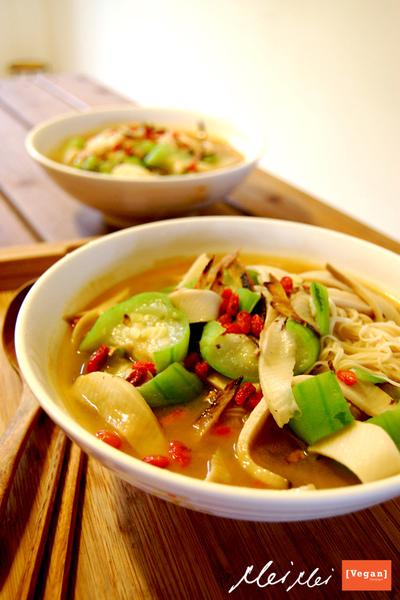 麻油麵線(湯)